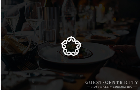 guest centricity logo on background